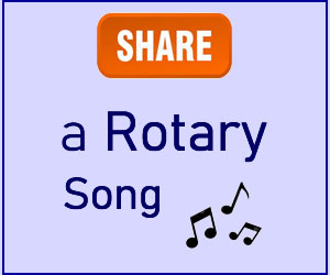 share a Rotary Song